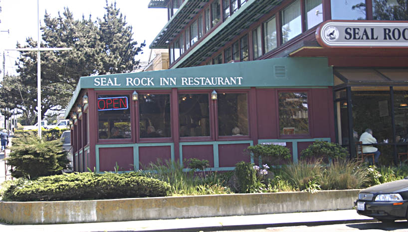 Seal Rock Inn Restaurant, San Francisco