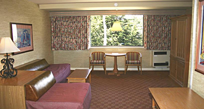 Room at Seal Rock Inn