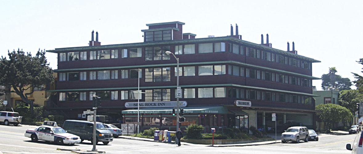 Seal Rock Inn exterior
